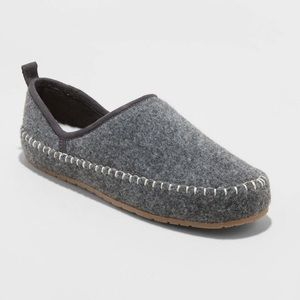 NWT: Stars Above Gray Slippers!